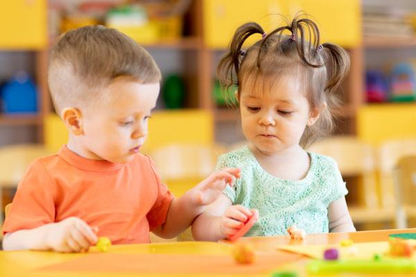 Toddler Integration Program