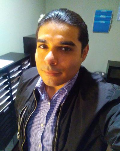 Aleks Duarte - Administrative Assistant